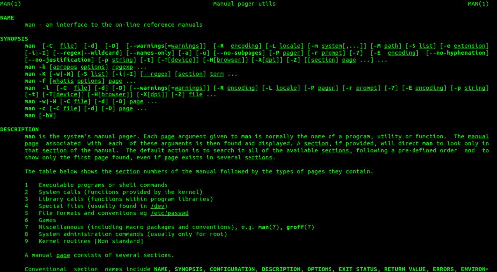 Terminal de Linux fundamentos