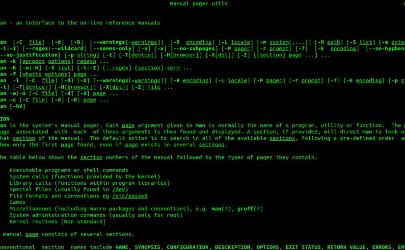La Terminal de Linux (I). Como Utilizar la Línea deComandos
