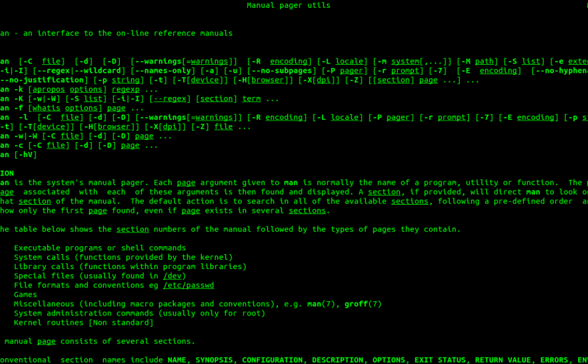 Leer archivos de texto desde la Terminal de Linux