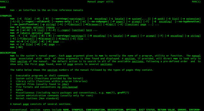 Manejar archivos y carpeas desde la Terminal de Linux