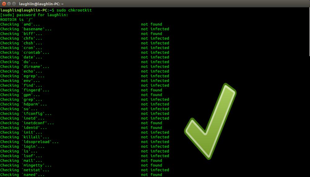 Detecta Rootkits y otro Malware en Linux con Chkrootkit y Rkhunter