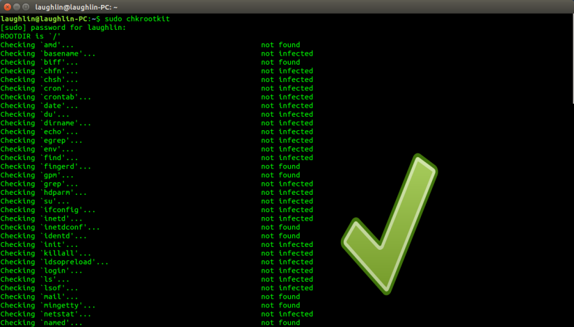 Detecta Rootkits y Rastros de Malware en Linux con Chkrootkit yRkhunter