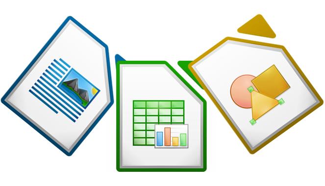 Procesamiento de Textos, Hojas de Cálculo y Presentaciones