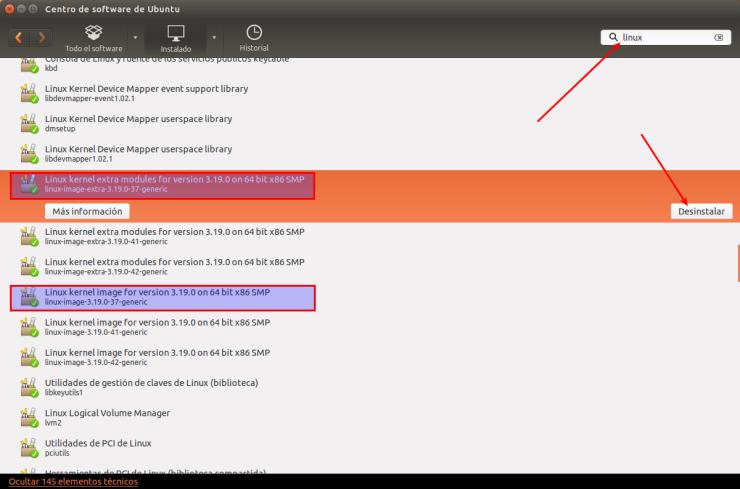 Ubuntu Software Center Kernel Linux