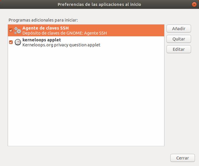 Ubuntu Ver Aplicaciones al Inicio en Vista Reducida