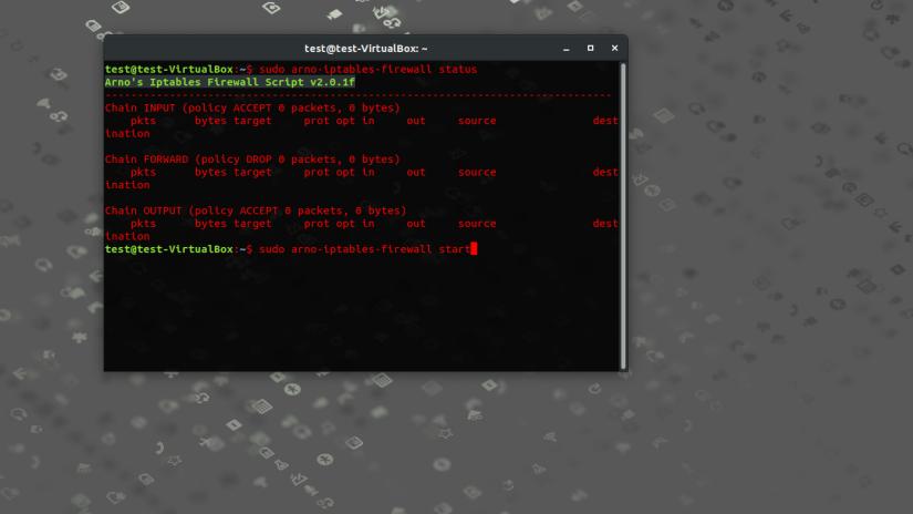 Gestionar el Cortafuegos del Kernel Linux con Arno IptablesFirewall