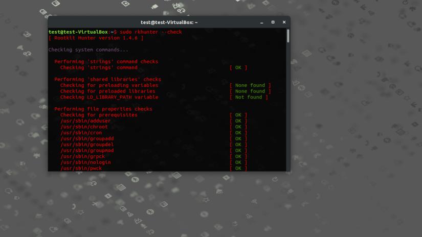 Detectar Rootkits en Linux con Chkrootkit y Rkhunter