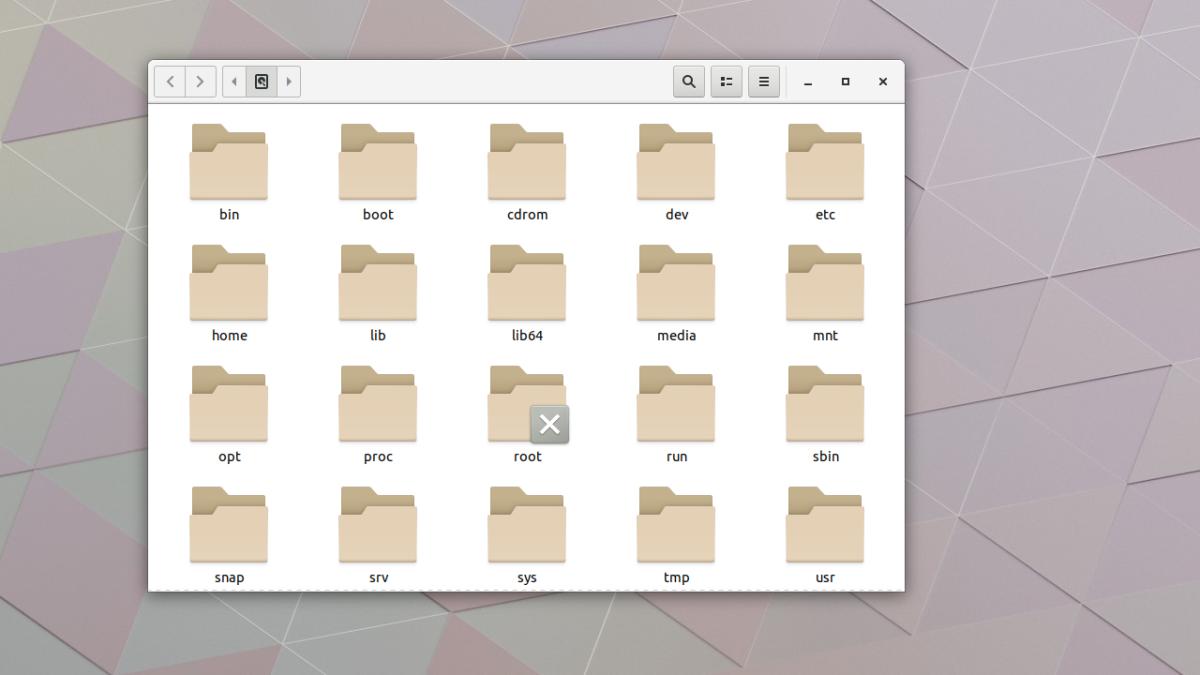 Jerarquía de Directorios en Linux
