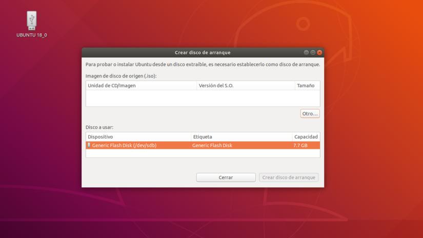 Como Crear una Memoria USB Booteable enGNU/Linux